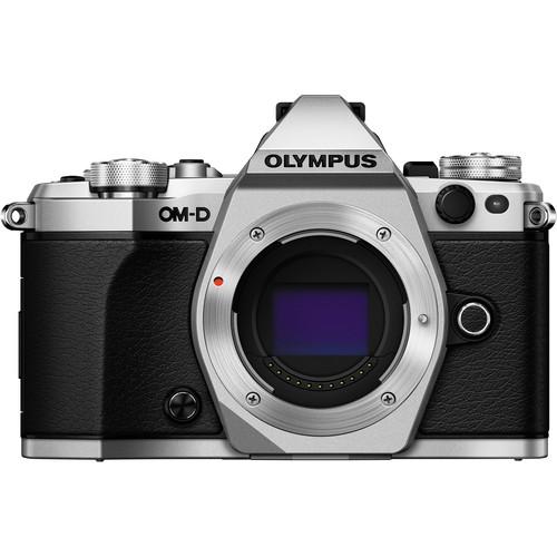 Olympus OM-D E-M5 Mark II body (SiLver)