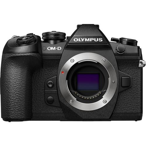 Olympus OM-D E-M1 Mark II body