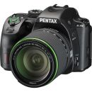 Pentax K-70 Kit (18-135mm DA WR) Black